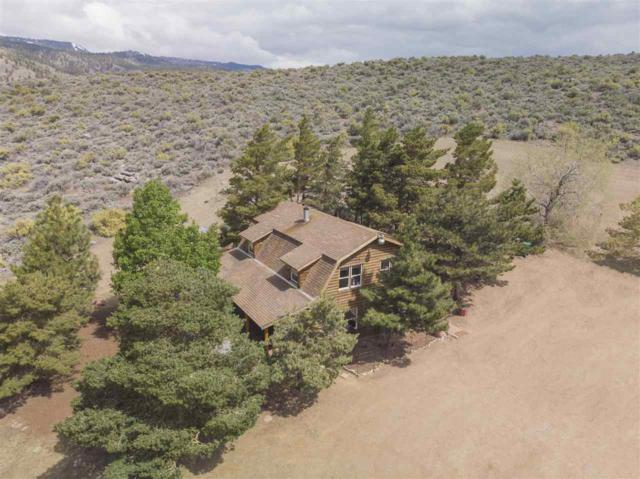 3510 Voltaire Canyon Rd., Carson City, NV 89703 (MLS #190008179) :: The Hertz Team