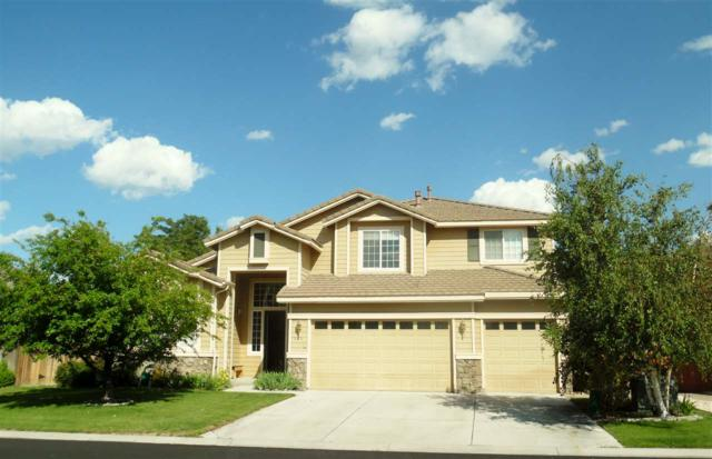 523 Cypress Point Dr, Dayton, NV 89403 (MLS #190008215) :: Vaulet Group Real Estate