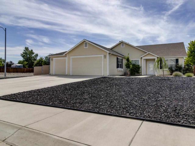 11 Blue Heron Court, Dayton, NV 89403 (MLS #190008387) :: Ferrari-Lund Real Estate