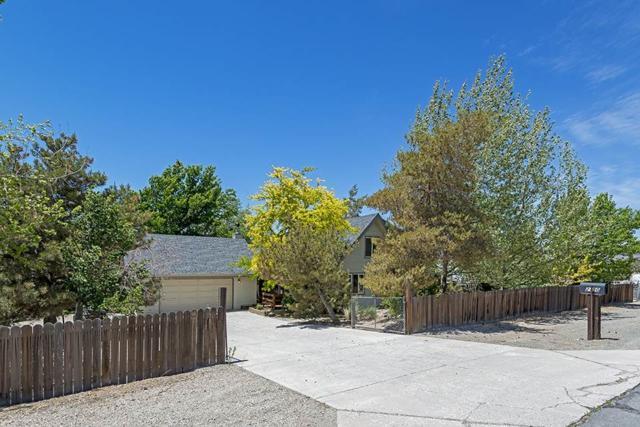2150 Pinion Hills Drive, Carson City, NV 89701 (MLS #190008478) :: Ferrari-Lund Real Estate