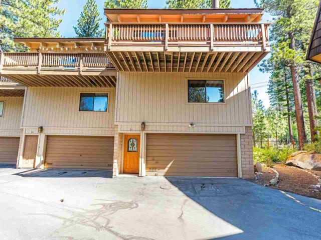 830 Oriole #21, Incline Village, NV 89541 (MLS #190008482) :: Marshall Realty