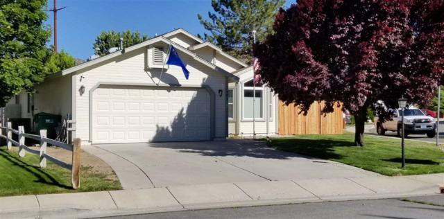 2491 Blue Haven Lane, Carson City, NV 89701 (MLS #190008529) :: Marshall Realty