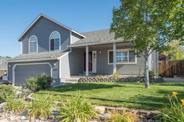 1878 Kingsley Lane, Carson City, NV 89701 (MLS #190008570) :: Marshall Realty