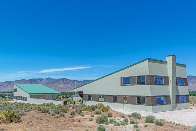 130 Bullion Rd, Dayton, NV 89403 (MLS #190008602) :: Vaulet Group Real Estate