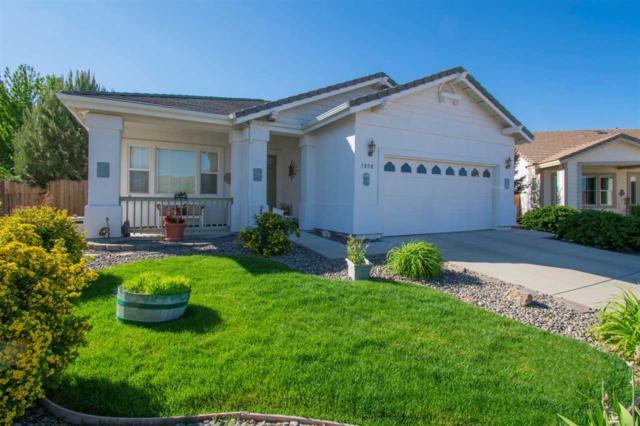1050 Pebble Beach Ct, Minden, NV 89423 (MLS #190008676) :: Vaulet Group Real Estate