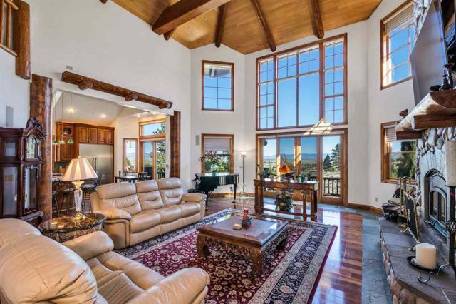 2476 Eagle Ridge, Genoa, NV 89411 (MLS #190008714) :: Chase International Real Estate