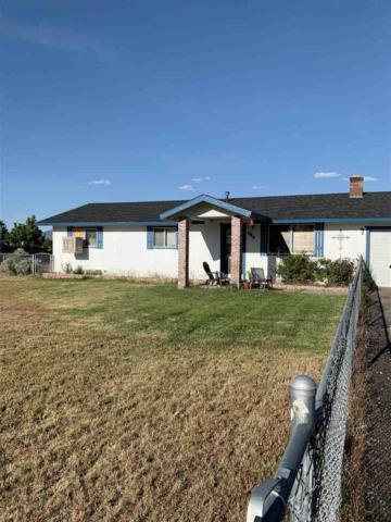 969 Monument Peak, Gardnerville, NV 89460 (MLS #190008741) :: Marshall Realty