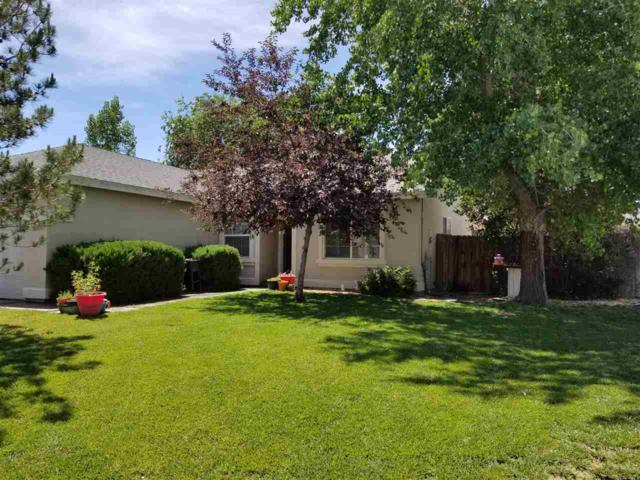 1563 Maria Ct, Fernley, NV 89408 (MLS #190008832) :: NVGemme Real Estate