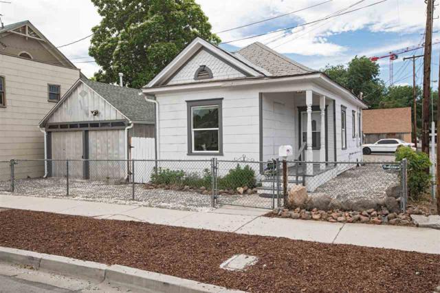 919 E Street, Sparks, NV 89431 (MLS #190008850) :: Marshall Realty