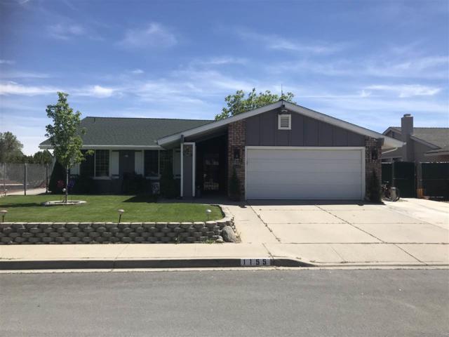 1155 Shady Oak Dr., Carson City, NV 89701 (MLS #190008871) :: Marshall Realty