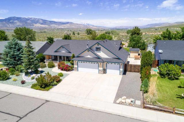 1286 N Santa Barbara, Minden, NV 89423 (MLS #190008889) :: Chase International Real Estate