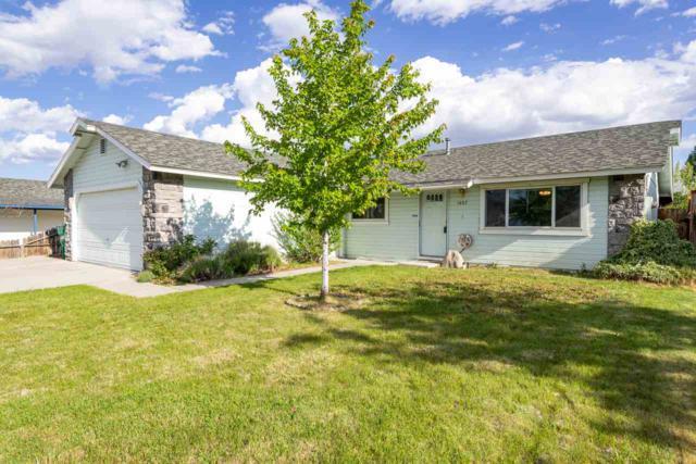 1027 Lindsay Lane, Carson City, NV 89706 (MLS #190008918) :: Chase International Real Estate