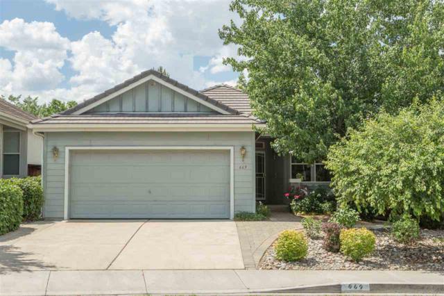 669 Caughlin Glen, Reno, NV 89519 (MLS #190008921) :: Marshall Realty