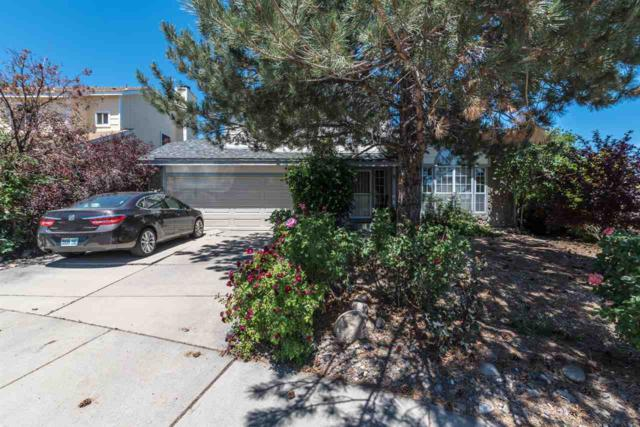 4503 Highcrest Dr., Reno, NV 89523 (MLS #190008925) :: The Mike Wood Team