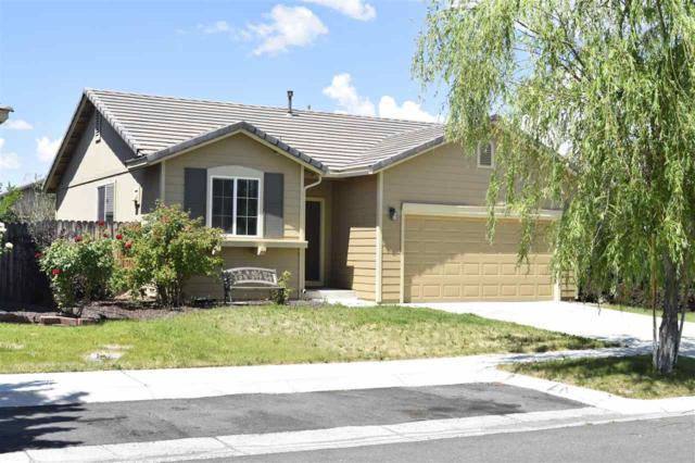 113 Calvert, Dayton, NV 89403 (MLS #190008937) :: Vaulet Group Real Estate