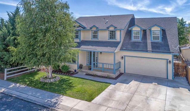 409 Aspen Dr., Dayton, NV 89403 (MLS #190008948) :: Vaulet Group Real Estate