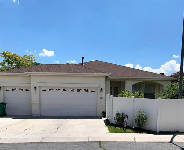2823 Tanager Ct., Carson City, NV 89706 (MLS #190008963) :: Chase International Real Estate