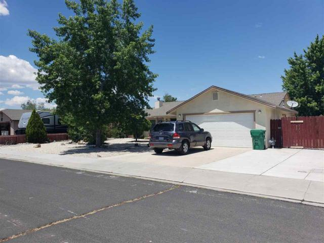 906 Sagewood Drive, Fernley, NV 89408 (MLS #190008974) :: Marshall Realty