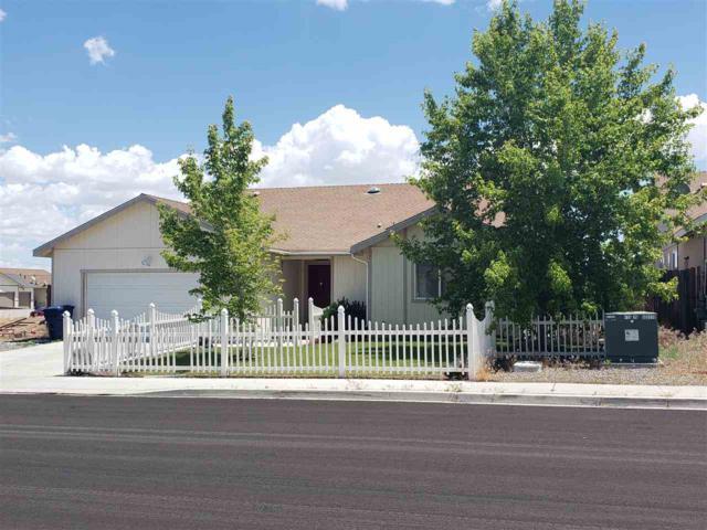 364 Emigrant Way, Fernley, NV 89408 (MLS #190008985) :: Vaulet Group Real Estate