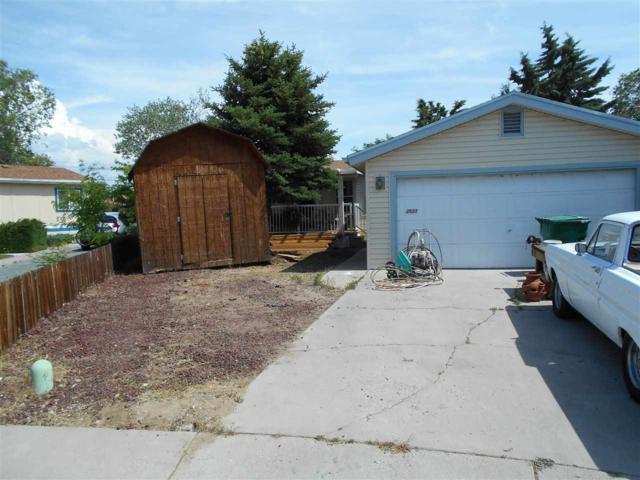 2521 Catherine Circle, Carson City, NV 89706 (MLS #190009031) :: Marshall Realty