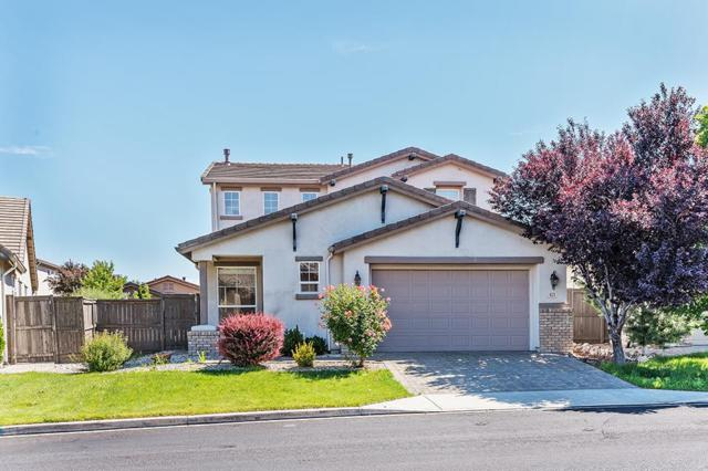 421 Alysheba Court, Reno, NV 89521 (MLS #190009045) :: Chase International Real Estate