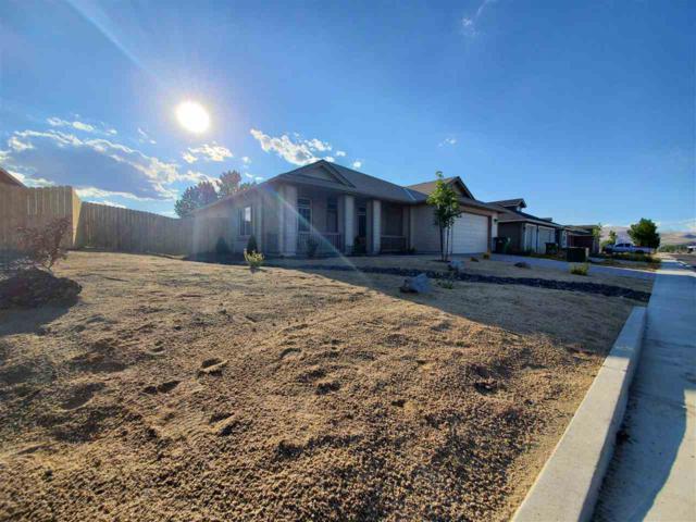 1268 Rainbow Lane, Fernley, NV 89408 (MLS #190009046) :: Vaulet Group Real Estate