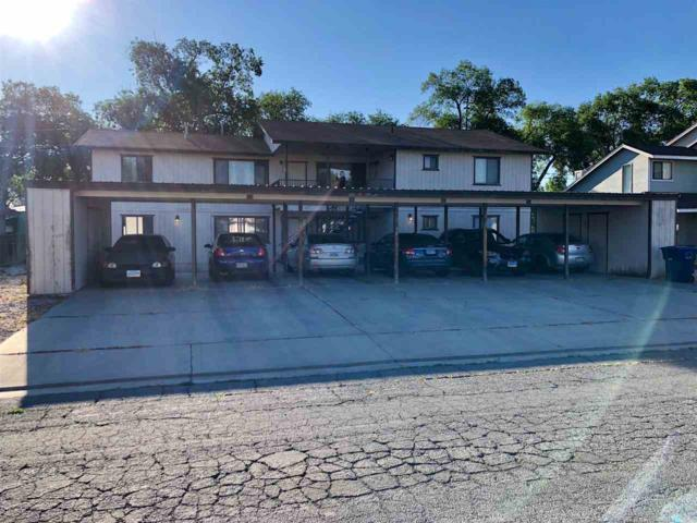 420-432 Timothy Way, Fallon, NV 89406 (MLS #190009048) :: Chase International Real Estate