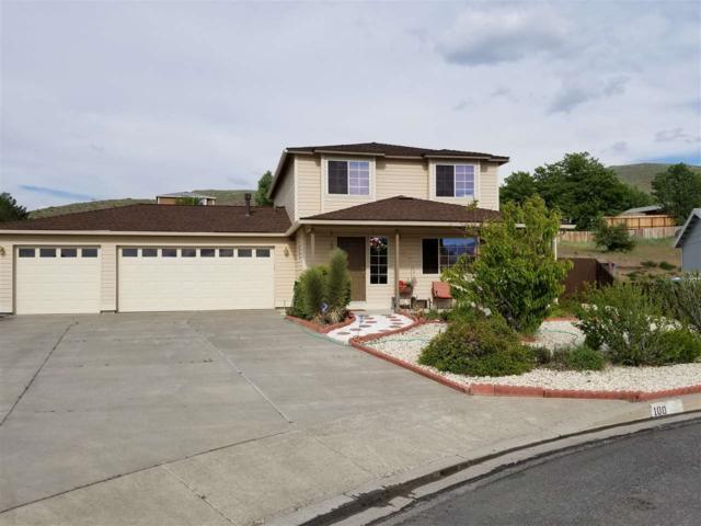 100 Garnet Pl, Reno, NV 89508 (MLS #190009067) :: Marshall Realty