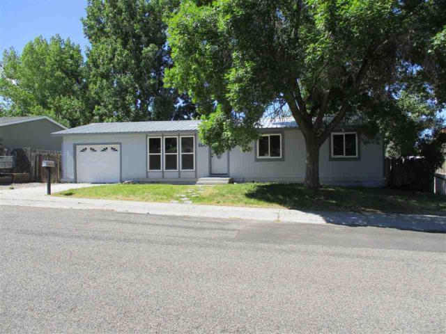 1110 Cosgrave Street, Winnemucca, NV 89445 (MLS #190009071) :: Chase International Real Estate