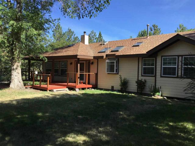 3135 Holly Lane, Washoe Valley, NV 89704 (MLS #190009080) :: Marshall Realty