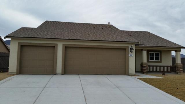 190 Wild Horse Rd, Dayton, NV 89403 (MLS #190009117) :: Ferrari-Lund Real Estate