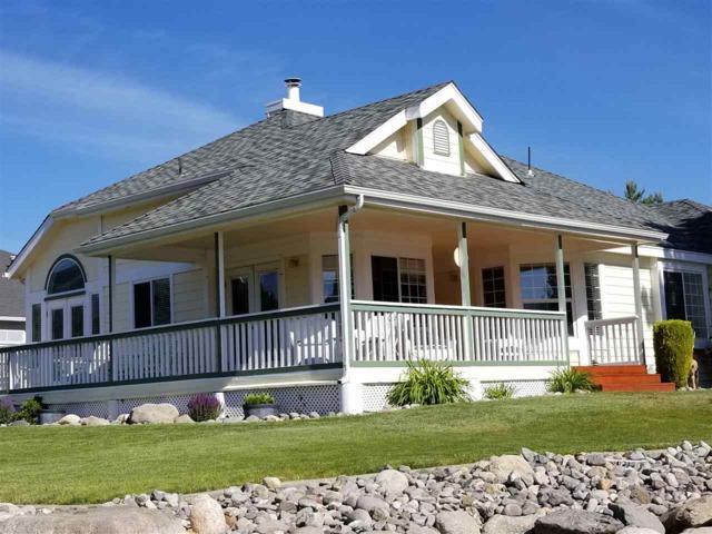 195 Shadycrest Dr, Verdi, NV 89439 (MLS #190009120) :: NVGemme Real Estate