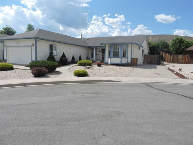 1018 Nugget Ct, Carson City, NV 89706 (MLS #190009144) :: Ferrari-Lund Real Estate
