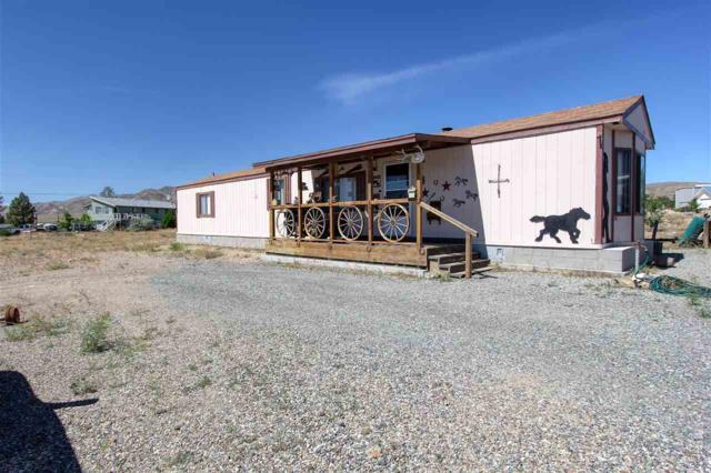 9 W Lemos Lane, Yerington, NV 89447 (MLS #190009149) :: Marshall Realty