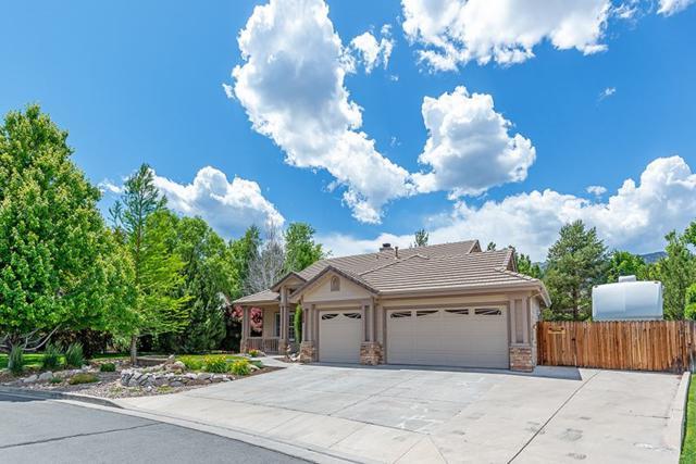 682 Norfolk Drive, Carson City, NV 89703 (MLS #190009153) :: Marshall Realty