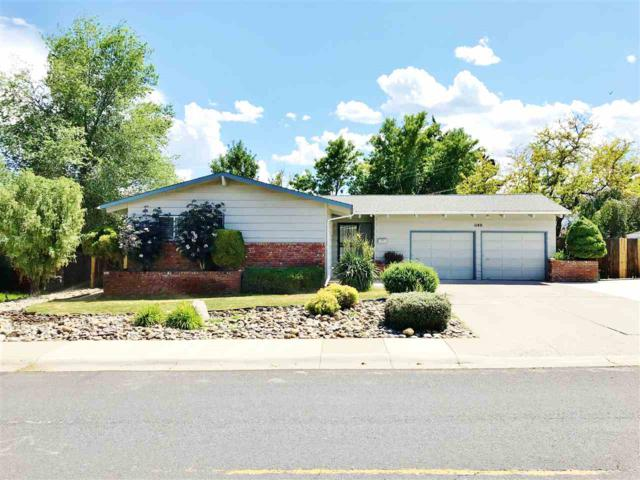 1140 W 12th St, Reno, NV 89503 (MLS #190009167) :: Chase International Real Estate