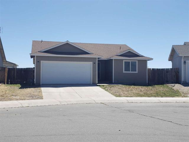 544 St. Louis Road, Fernley, NV 89408 (MLS #190009209) :: Marshall Realty