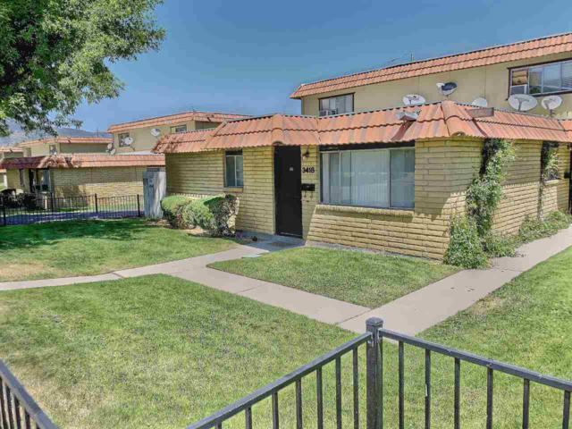 3418 Woodside #40, Carson City, NV 89701 (MLS #190009220) :: Theresa Nelson Real Estate