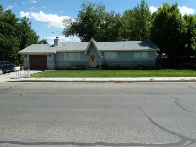515 E Bridge St, Yerington, NV 89447 (MLS #190009233) :: Ferrari-Lund Real Estate