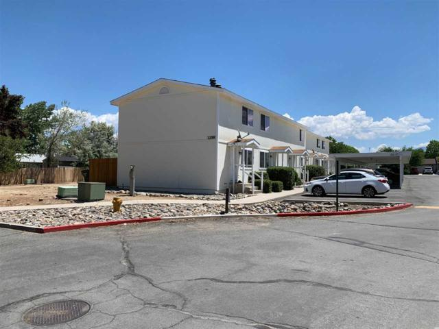 1259 Redwood Circle #5, Gardnerville, NV 89460 (MLS #190009273) :: Marshall Realty