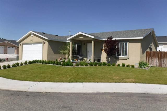 1 Century Ct., Winnemucca, NV 89445 (MLS #190009331) :: Marshall Realty