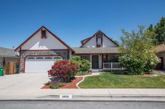 3950 Steamboat Dr, Carson City, NV 89701 (MLS #190009396) :: The Mike Wood Team