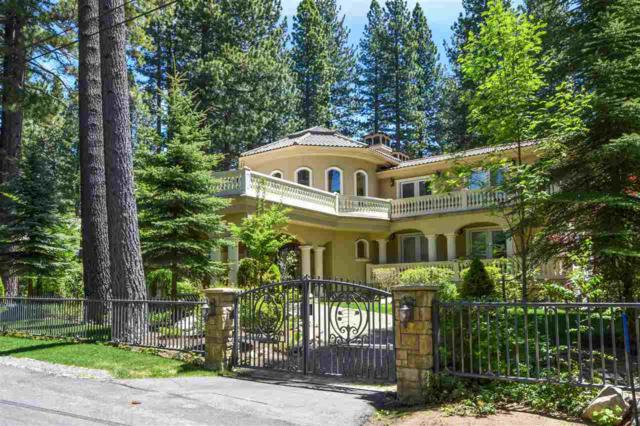 1580 Vivian Lane, Incline Village, NV 89451 (MLS #190009417) :: Ferrari-Lund Real Estate