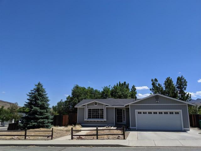 440 Barrel St., Wadsworth, NV 89442 (MLS #190009421) :: Marshall Realty