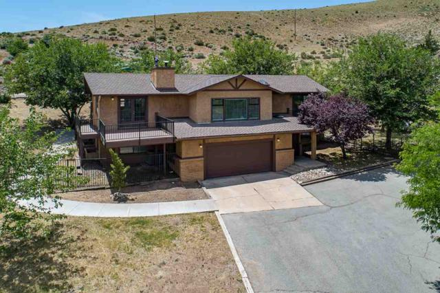 130 Del Mesa Cir, Reno, NV 89521 (MLS #190009428) :: The Mike Wood Team
