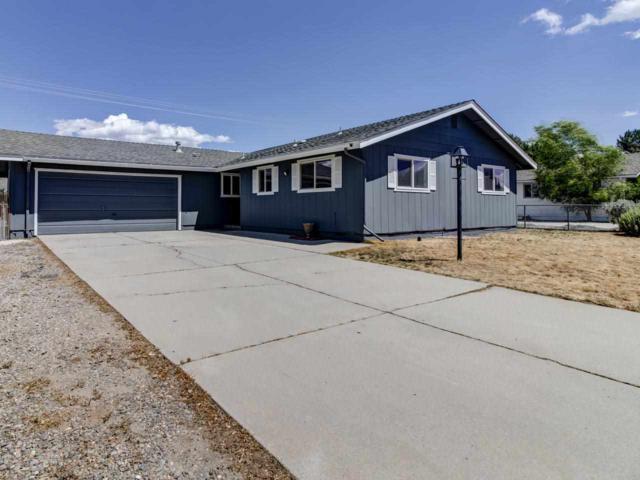 2733 Baker Dr, Carson City, NV 89701 (MLS #190009440) :: Marshall Realty