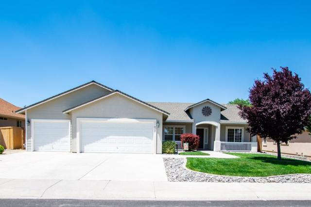 707 Divot Drive, Fernley, NV 89408 (MLS #190009444) :: Marshall Realty