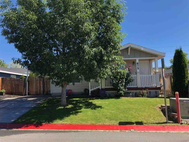675 Ruby Creek Lane, Reno, NV 89506 (MLS #190009458) :: Marshall Realty