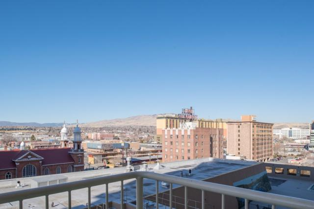 200 W 2nd St #611 #611, Reno, NV 89501 (MLS #190009461) :: Theresa Nelson Real Estate