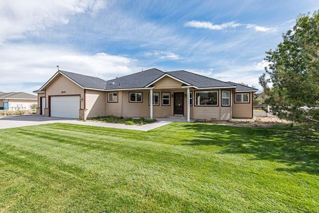 1833 Long Court, Gardnerville, NV 89410 (MLS #190009516) :: Chase International Real Estate